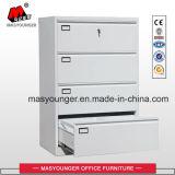 Fach-Metallc$voll-aufhebung des China-Großverkauf-4 seitlicher zugelassener oder letzter Stahldatei-Schrank