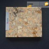 Marmoreio Janela Saliente Bancada de pedra de quartzo da Engenharia de Materiais