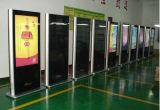 광고를 위한 65 인치 두 배 편들어진 LCD 옥외 전시