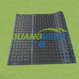 産業スリップ防止ゴム製ガレージの床のマット、Anti-Fatigue台所ゴム製マット、屋外のゴム製フロアーリング