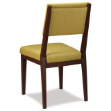 Mobília Stackable do restaurante das cadeiras do frame de alumínio excelente