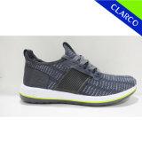 Meilleure vente Hommes Chaussures de sport d' hommes exécutant chaussures à semelle extérieure tricoté Mesh, MD