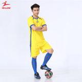Le football à séchage rapide personnalisé Jersey du Jersey Unifroms du football de sublimation de vêtements de sport