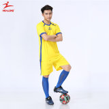 Healong подгоняло футбол Джерси сублимации Sportswear быстро сухой