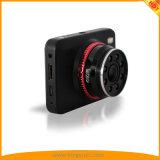 A câmera super DVR do traço do carro da versão da noite com toque fecha a operação