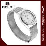 Les affaires de calendrier de mode de dames de Belbi observent la montre magnétique de boucle d'Apple