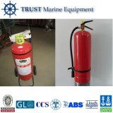Fabricante de China con ruedas de espuma Fire-Extinguishers