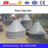 Silo 100ton do cimento do preço do competidor da fonte da fábrica