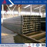 Heißes eingetauchtes galvanisiertes geschweißtes rechteckiges Stahlgefäß