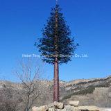 통신 GSM 중국 공급자를 위한 나무에 의하여 직류 전기를 통하는 강철 생체 공학 나무를 꾸미는 야자열매