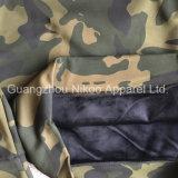Les hommes de camouflage en polyester coton Crewneck Sweatshirt