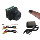 520tvl 0.008lux La plus petite caméra de vidéosurveillance vidéo mini vidéo Vision nocturne pour voiture Home Use Mc900