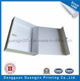 Rectángulo de regalo plegable de la cartulina rígida de papel de la alta calidad