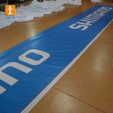 Дешевые открытый самоклеящаяся виниловая пленка ПВХ Flex забор Сетчатый баннер (TJ-11)