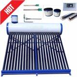 aquecedor solar de água Non-Pressure compacto com depósito de água solares (100L)