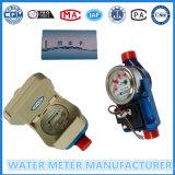 Medidor de água pagado antecipadamente, tipos espertos