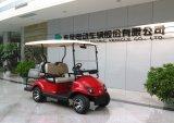 De Kar van het Golf van het Elektrische voertuig van Smart&Multifunctional met 4 Zetels