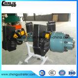 American Type de frein à tambour pour la suspension pneumatique de l'essieu tridem semi-remorque