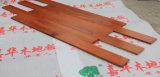 Clase alta Birmania teca tarimas de madera maciza