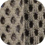 La tapicería de tejido de malla de poliéster Kintted