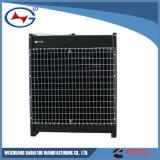 6ltaa-11 Genset 방열기 발전기를 위한 냉각 방열기 알루미늄 방열기