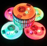 3569- solapa luz LED intermitente Pin