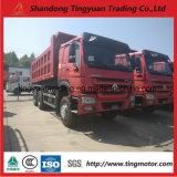 40 de Vrachtwagen van de Stortplaats van Sinotruk HOWO van de ton met Uitstekende kwaliteit voor Zimbabwe