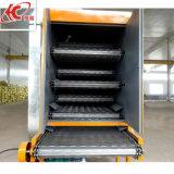 Le convoyeur Mesh Belt sécheur pour ligne de production de briquettes de charbon