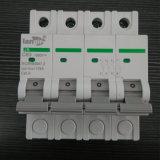 выключатель DC автомата защити цепи DC 3p Non поляризовыванный с сертификатами TUV от 1A к 63A