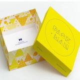 Настраиваемый логотип Печать белых косметический подарочный набор упаковке