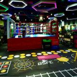 Резиновые спортзал пол для фитнес клуб