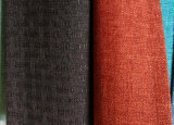 2018の熱い染まる色の組合せソファーおよび家具ファブリック