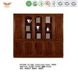 Meuble d'archivage en bois moderne de bureau de qualité