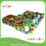 Revestimento de borracha do campo de jogos popular macio Eco-Friendly do luxuoso dos miúdos do tema do oceano