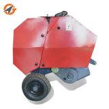 Traktor hing Cer mini runde Heu-Diplomballenpresse für Verkauf ein