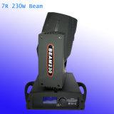 Träger-bewegliches Hauptlicht der Disco-230W 7r 5r Sharpy