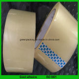 Scatola acrilica a base d'acqua che sigilla il nastro dell'imballaggio da 48mm * 66 m.