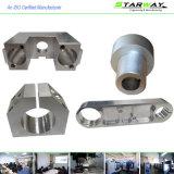 Kundenspezifisches Motorrad zerteilt die CNC-Teile, die mit Metallmaschinell bearbeitenteilen maschinell bearbeiten