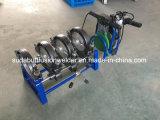 HDPE Sud250m-4 manuelle Plastikrohr-Kolben-Schmelzschweißen-Maschine