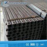 حاكّة ينخفض يغلفن [ك] قسم قناة فولاذ لأنّ بناية من صناعة من [تينجين] [تت] مجموعة