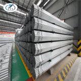 BS 1387 Clase B, Tubo de acero galvanizado Pre