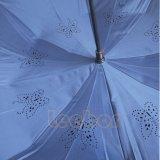 مطر صامد للريح مظلة [دووبل لر] يعكس مظلة عكسيّة