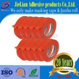 Het rode Afplakband van het Crêpepapier voor het Industriële Schilderen