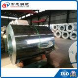 Recouvert de zinc laminé à froid à chaud de la bobine de feux de croisement Gi en acier inoxydable