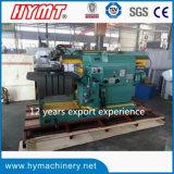 BY60125C tipo hidráulico máquina de moldagem de fendas de metal / máquina shaper hidráulica