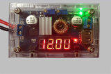 DC Cc CV 리튬 배터리 충전기 널 LED 드라이브 전원 변환 장치 모듈에 5A DC