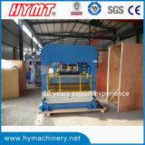 Verbiegende u. faltende Maschine der hydraulischen Stahlplatten-Hpb-100/1300