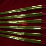 La mitad-Gold Tubo Reflector cuarzo Doble (8-forma de tubo)