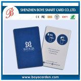 La publicité de la carte de membre de PVC pour la gestion d'adhésion