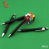 Bolígrafo plástico para regalo de promoción para la escuela y la oficina